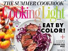 Cooking Light Recipes August 2017 June 2017 Recipe Index Cooking Light
