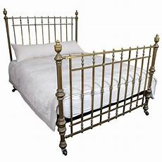 a maple and co king size brass bed at 1stdibs