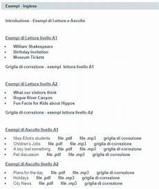 test ingresso italiano prima media esempi di prove invalsi di inglese per primaria e media