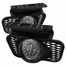 Led Lights For Avalanche Chevy 03 06 Silverado Avalanche Led Bumper Fog Lights W