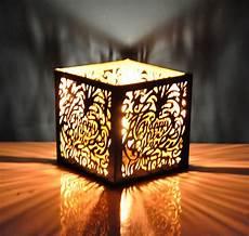 Fox Tea Light Holder Traditional Tea Light Candle Holder Metal Candle Light
