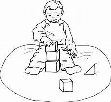 Malvorlagen Kinder Pdf Mit Kindern Mit Bausteinen Ausmalbild Malvorlage Kinder