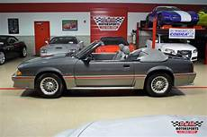1987 Ford Mustang Gt Convertible Stock M5447 For Sale
