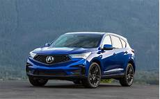 Acura Rdx 2019 Vs 2020 by Comparison Acura Rdx A Spec 2020 Vs Acura Rdx