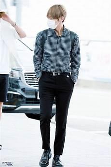 bts national on korean fashion fashion airport style