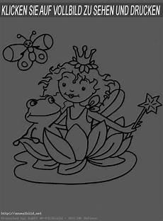 Ausmalbild Prinzessin Lillifee Lillifee 9 Ausmalbild