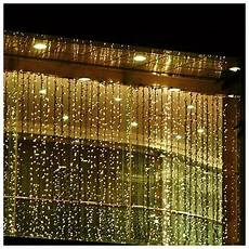 Led Light Curtains Sale The Holiday Aisle 300 Bulb Led Curtain Light Amp Reviews