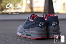 Nike With Light Shoes Mita Sneakers X Nike Air Max Light Sneakernews Com