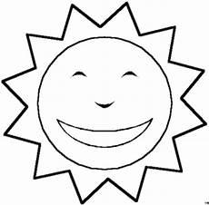 Malvorlagen Mond Und Sterne Grinsende Sonne Ausmalbild Malvorlage Sonne Mond Und