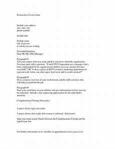 Cover Letter For Online Job Posting Cover Letter