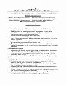 Resume Qualifications For Customer Service Resume Qualifications Summary Customer Service How To