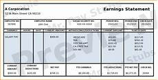 Free Check Stub Maker 6 Salary Check Stub Simple Salary Slip
