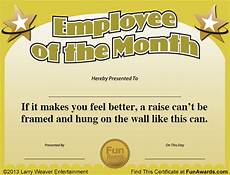 Fun Certificates For Employees Free Printable Certificates Funny Printable Certificates