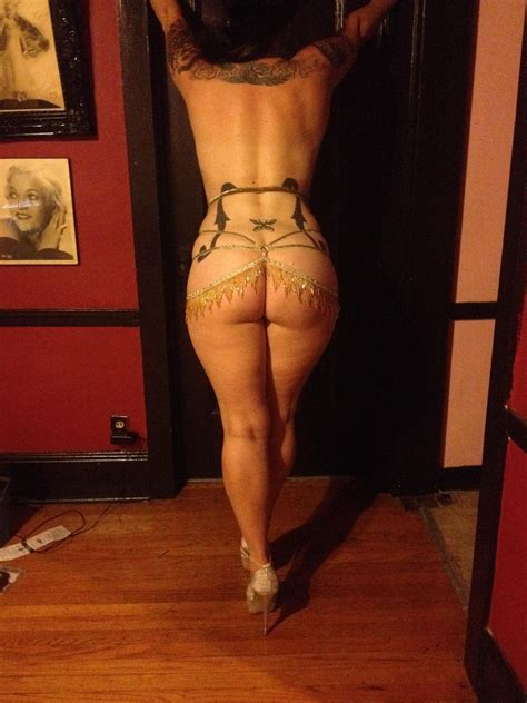 Danielle Colby Naked