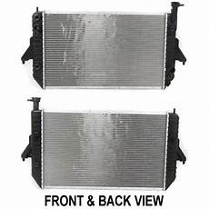 Chevy Astro Radiator At Monster Auto Parts