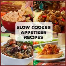 appetizers cooker cooker appetizer recipes mrfood