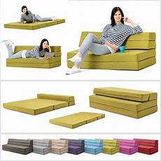 amellia fold out foam guest z bed 2 seater folding futon