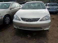 2005 Toyota Camry Airbag Light 2005 Automatic Silver Petrol Toyota Camry For Sale Cheki