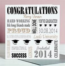 Graduation Card Design Graduation Card By Designs Notonthehighstreet Com
