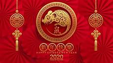 Happy New Year 2020 In Chinese Happy Chinese New Year 2020 Stock Footage Video 100