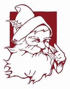 Black And White Christmas Graphics Vintage Christmas Clip Art Cute Santa The Graphics Fairy