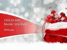 Free Christmas Ppt Templates Free Christmas Gift Powerpoint Template Free Powerpoint