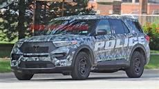 2020 ford interceptor 2020 ford explorer interceptor hybrid revealed in