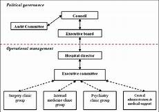 Obamacare Bureaucracy Chart Organisational Structure Of The Hospital District See