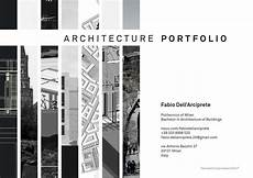 Architecture Portfolio Layout Architecture Portfolio By Fabio Dell Arciprete Issuu