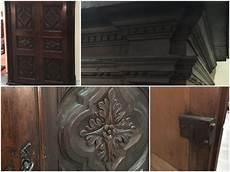 armadio antiquariato grande armadio lastronato a macchia aperta alta epoca