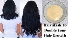 hair mask to your hair growth in just 1 month diy