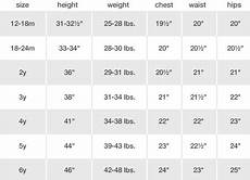 Okie Dokie Clothes Size Chart Okie Dokie Size Chart Swap Com The Largest Consignment