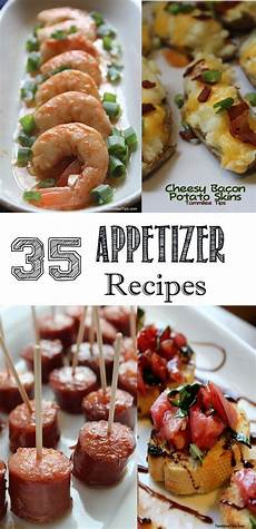 35 finger food appetizer recipes for any or