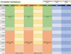 Scheduling Template In Excel Schedule Spreadsheet Template Excelxo Com