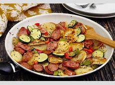 Italian Sausage & Potato Quick Skillet Recipe   Paleo Newbie