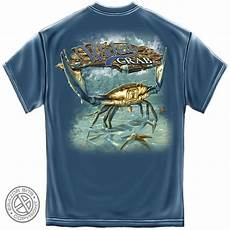 Crab T Shirt Designs New Maryland Crab Blue Crab T Shirt Ebay