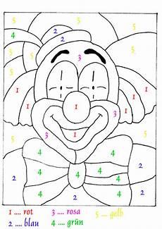 Ausmalbilder Zahlen Und Farben Ausmalbilder Malen Nach Zahlen 30 Malen Nach Zahlen
