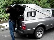 tonneau cover to canopy in 19 seconds