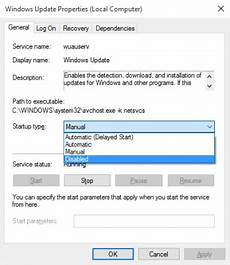 How To Turn Off Automatic Updates Windows 10 How To Turn Off Windows Update In Windows 10