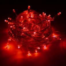 Red Fairy Lights Australia Outdoor Waterproof Led String Light 10m 100led Ac110v Or