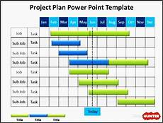 Powerpoint Project Plan Template 9 Project Plan Powerpoint In Ms Powerpoint