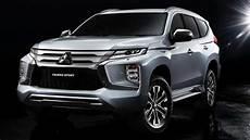 2020 All Mitsubishi Pajero 2020 mitsubishi pajero sport gets fresh updated interior