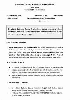 Chronological Resume Template Free Chronological Resume Template 23 Free Samples Examples