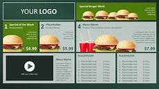 Price Signage Template Digital Signage Templates And Powerpoint Templates