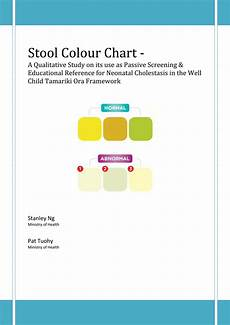 Stool Color Chart Stool Color Charts To Understand Changing Colors And Meanings