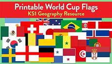 Flags Of The World Chart Printable 2018 World Cup Printable Flags For All 32 Countries