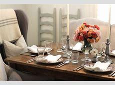 Jenny Steffens Hobick: Valentine's Day Dinner Party Table