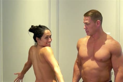Cena And Nikki Naked