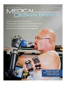Medical Design Briefs Medical Design Briefs Tech Briefs Media Group