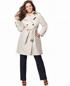 plus size trench coats for 4x foggy fog plus size coat trench breasted belted